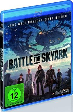 "Das Blu-ray-Cover von ""Battle For SkyArk"" (Quelle: Ascot Elite)"