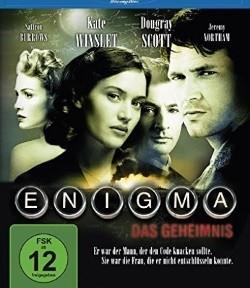 """Das Blu-ray-Cover von """"Enigma"""" (© Universum Film)"""