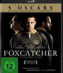 """Das Blu-ray-Cover von """"Foxcatcher"""" (Quelle: Koch Media)"""