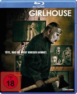 "Das Blu-ray-Cover von ""Girlhouse"" (Quelle: Concorde Home Entertainment)"