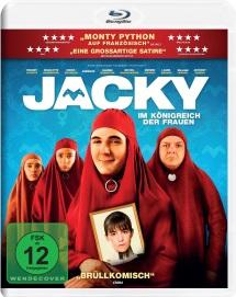 """Das Blu-ray-Cover von """"Jacky im Königreich der Frauen"""" (Quelle: Pandastorm Pictures)"""