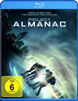 "Das Blu-ray-Cover von ""Project Almanac"" (Quelle: Paramount Pictures Home Entertainment)"