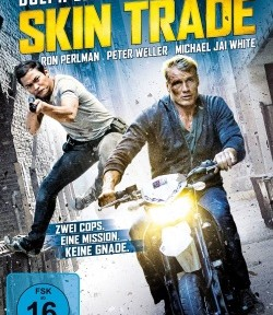 "Das DVD-Cover von ""Skin Trade"" (© Ascot Elite)"
