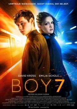 """Das Plakat von """"Boy 7"""" (Quelle: Koch Media)"""