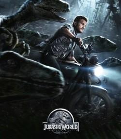"""Das Kino-Plakat zu """"Jurassic World"""" (Quelle: Universal Pictures)"""