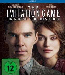 "Das Blu-ray-Cover von ""The Imitation Game"" (Quelle: Universum Film)"