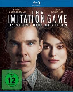 "Das Blu-ray-Cover von ""The Imitation Game"" (Quelle: Universum Film)"