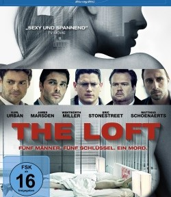 "Das Blu-ray-Cover von ""The Loft"" (Quelle: Universum Film)"