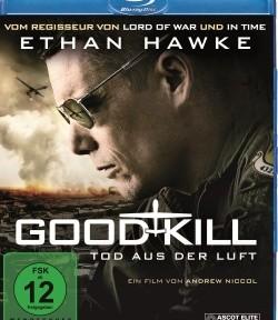 """Das Blu-ray-Cover von """"Good Kill"""" (Quelle: Ascot Elite)"""