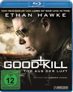 "Das Blu-ray-Cover von ""Good Kill"" (Quelle: Ascot Elite)"