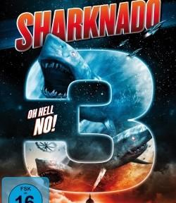 "Das Cover von ""Sharknado 3"" (© SyFy)"