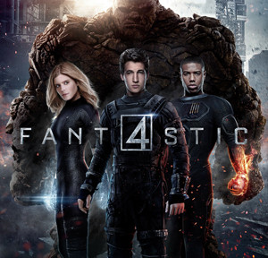 """Das Kino-Plakat von """"Fantastic Four"""" (© Constantin Film)"""