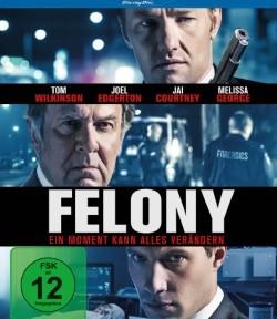 """Das Blu-ray-Cover von """"Felony"""" (© Universum Film)"""