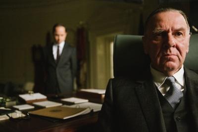 Präsident Johnson wird von King unter Druck gesetzt (© StudioCanal)
