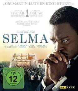 "Das Blu-ray-Cover von ""Selma"" (© StudioCanal)"