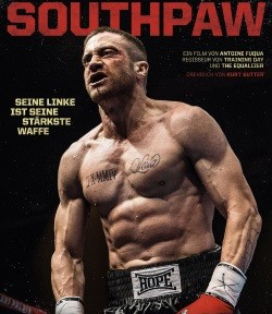 """Das Kino-Plakat von """"Southpaw"""" (©Tobis Film)"""