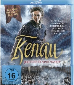 "Das Blu-ray-Cover von ""Kenau"" (© Black Hill Pictures)"