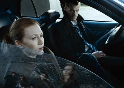 Sarah und Stephen ermitteln wieder zusammen (©Frank Ockenfels 3/AMC)