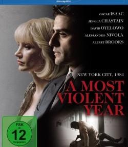 """Das Blu-ray-Cover von """"A Most Violent Year"""" (© Universum Film)"""