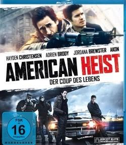 "Das Blu-ray-Cover von ""American Heist"" (© Ascot Elite)"