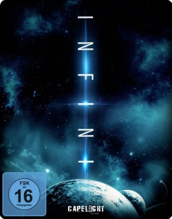 "Das Blu-ray-Cover von ""Infini"" (© Capelight Pictures)"