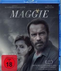 """Das Blu-ray-Cover von """"Maggie"""" (© Splendid Film)"""