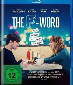 """Das Blu-ray-Cover von """"The F-Word"""" (© Senator Film)"""