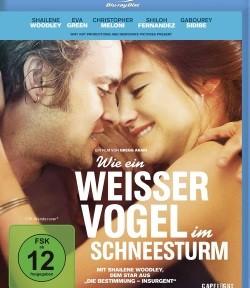 """Das Blu-ray-Cover von """"Wie ein weißer Vogel im Schneesturm"""" (© Capelight Pictures)"""