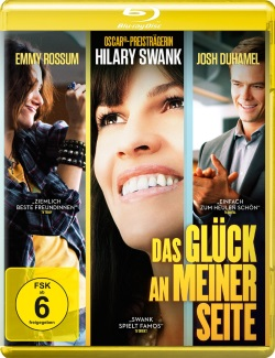 """Das Blu-ray-Cover zu """"Das Glück an meiner Seite"""" (© Koch Media)"""