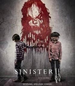 """Das Plakat von """"Sinister 2"""" (© Wild Bunch Germany)"""
