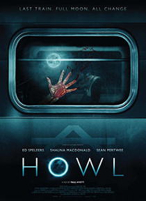 "Das internationale Plakat von ""Howl"" (© Capelight Pictures)"