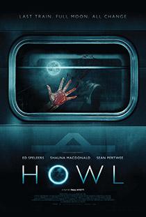 "Das internationale Plakat von ""Howl"" (© Capelight Pictures)"