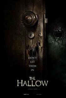 """Das internationale Plakat von """"The Hallow"""" (© MFA Film)"""