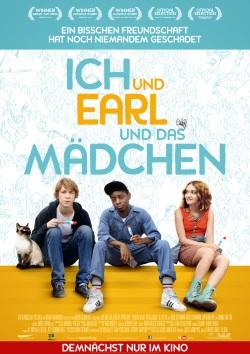 """Das Teaser-Plakat zu """"Ich und Earl und das sterbende Mädchen"""" (© Fox Deutschland)"""