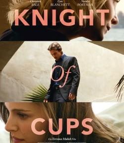 """Das Plakat von """"Knight of Cups"""" (©StudioCanal)"""