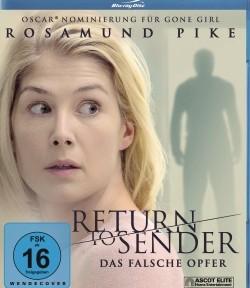 "Das Blu-ray-Cover von ""Return to Sender"" (© Ascot Elite)"