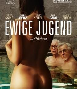 """Das Haupt-Plakat von """"Ewige Jugend"""" (© Wild Bunch Germany)"""