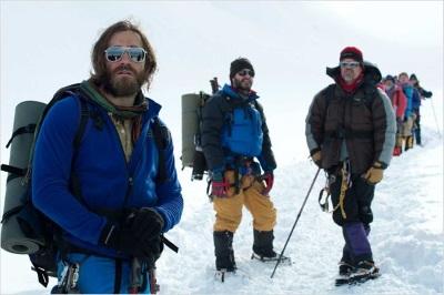 Noch ahnen die Bergsteiger nicht, was sie noch erwartet (© Universal Pictures)