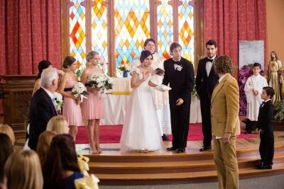 Eigentlich wollte Nardo heiraten (© Concorde Home Entertainment)