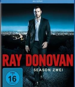 """Das Blu-ray-Cover der zweiten Staffel von """"Ray Donovan"""" (© Paramount Pictures)"""