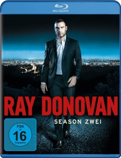 "Das Blu-ray-Cover von ""Ray Donovan Staffel 2"" (© Paramount Pictures)"