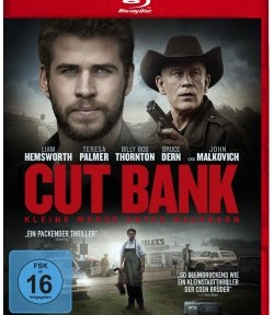 "Das Blu-ray-Cover von ""Cut Bank"" (© Koch Media)"