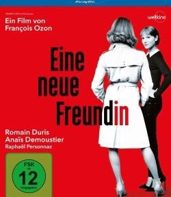 """Das Blu-ray-Cover von """"Eine neue Freundin"""" (© Weltkino)"""