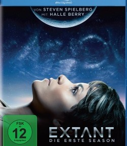 "Das Blu-ray-Cover von ""Extant - Season 1"" (© Paramount Home Entertainment)"