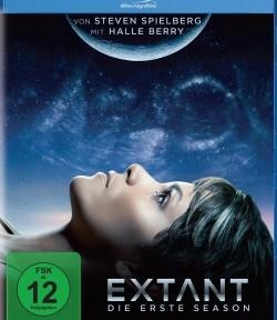 """Das Blu-ray-Cover von """"Extant - Season 1"""" (© Paramount Home Entertainment)"""