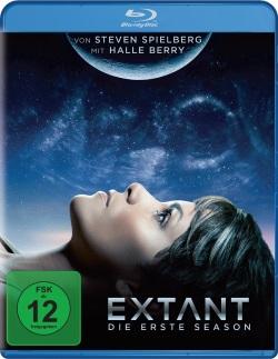 "Das Blu-ray-Cover von ""Extant Staffel 1"" (© Paramount Home Entertainment)"