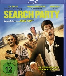 "Das Blu-ray-Cover von ""Search Party"" (© Concorde Home Entertainment)"