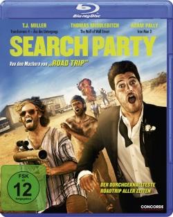 "Das Blu-ray-Cover von ""Search Party"" (© Concorde Home Entertainment)"
