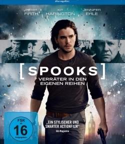 "Das Blu-ray-Cover von ""Spooks"" (© Universum Film)"