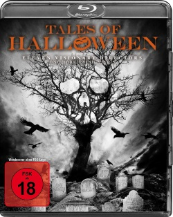 "Das Blu-ray-Cover von ""Tales of Halloween"" (© Splendid Film)"